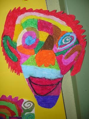 Fasnet Masken (2)