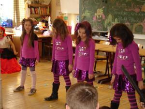 Fasnet Tänze