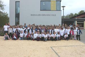 Kinder vor Rheinauen GS 041