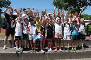 Kreisschülersportfest Gruppe