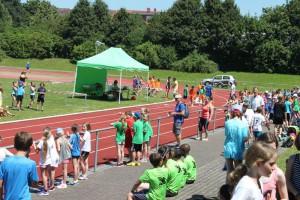 Kreisschülersportfest Staffel 23.06.2016